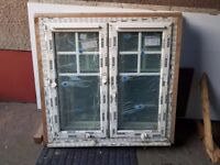 3 Double Glazed Windows