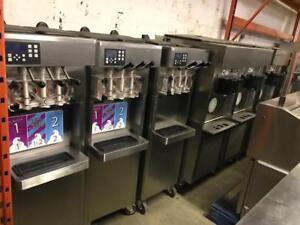 Taylor / stoelting ice cream yogurt machines on sale ! Limited time , best prices in Canada ! Single and 3 flavour $ave