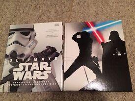 Star Wars book Ultimate, collectors