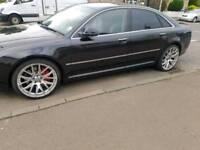"""Audi a8 d3 20""""alloys"""