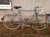 Coventryage road bike with large frame