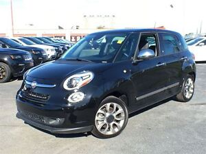 2015 Fiat 500L LOUNGE**6.5 TOUCHSCREEN**NAVIGATION**SUNROOF**