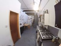 Large double for long term Let in Seven sisters Warehouse £650pcm (all inclusive)