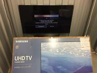 "Samsung 49"" 4K UHD SMART LED TV ue49ku6400"