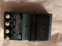 DOD FX 66 flashback fuzz pedal!