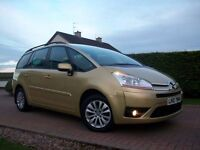 2008 CITROEN C4 GRAND PICASSO VTR+ HDI 7 SEATER*MOT'D 1 YEAR*EXCELLENT CONDITION!