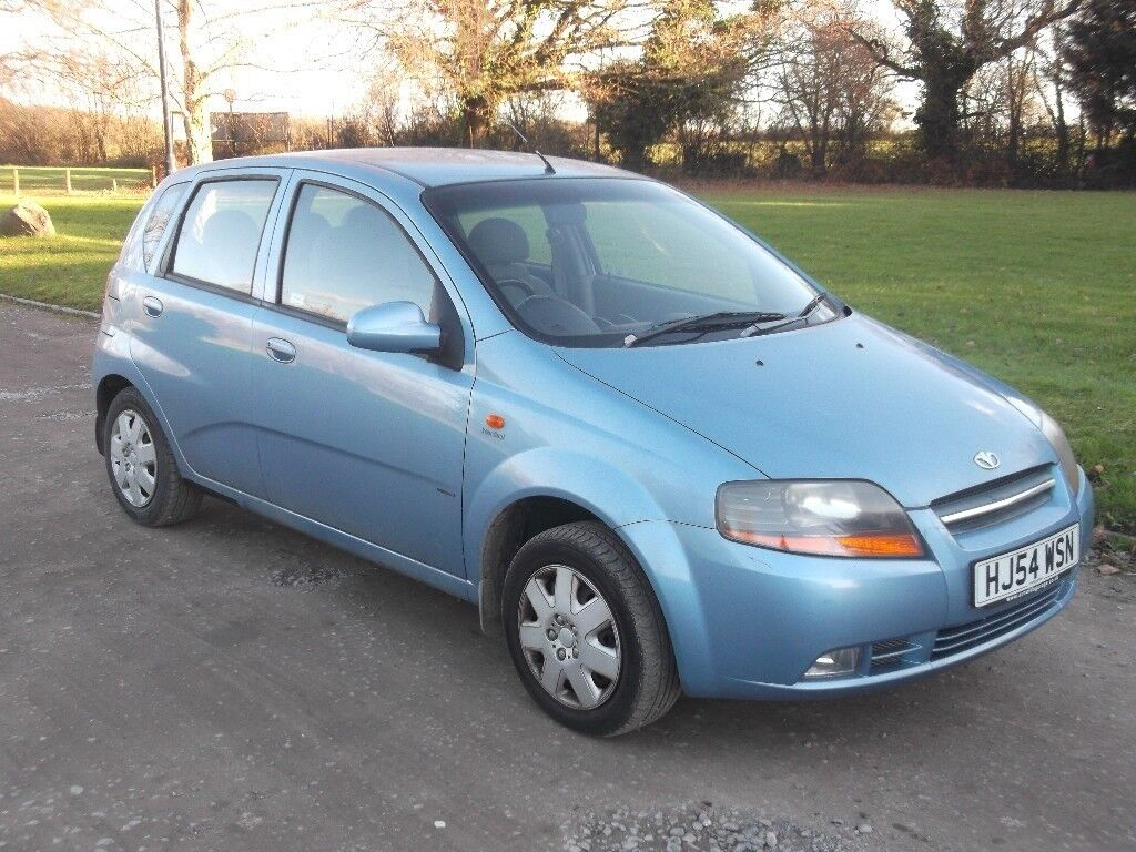 2004 daewoo kalos 1 2 mot november 2018 only 60 000 miles fsh only 595 in southampton. Black Bedroom Furniture Sets. Home Design Ideas