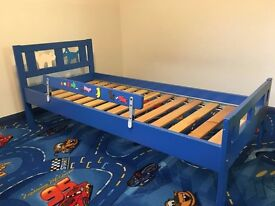 Ikea children bed with matrress