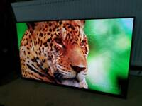 "Samsung UE48H6700 48"" Full HD 1080p 3D Smart Freeview Freesat HD LED"