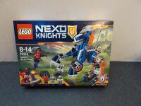 LEGO CASTLE NEXO KNIGHT HORSE SET