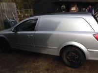 Vauxhall Astra van 1.9