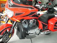 2014 Victory Motorcycles Ness-C Cross Country