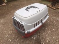 Pet Carrier - For small Cat or Dog - very good clean condition