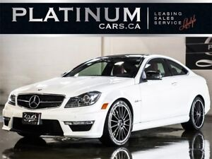 2012 Mercedes-Benz C-Class C63 AMG COUPE, PERFO