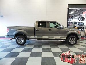 2014 Ford F-150 CREW 4X4 XLT, CWAS CERTIFIED, EASY FINANCING, 60