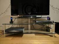 Glass Tv stand original sony