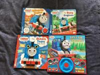 Thomas & Friends Hardback Books x 4