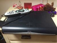 Sky+ HD box, with remote