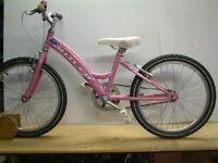 girls butler bike good condition