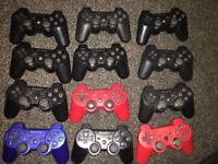 Ps3 Controllers official Sony dual shock 3