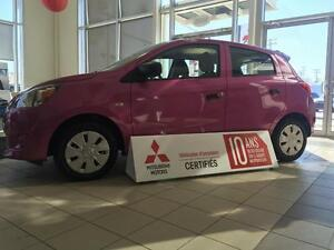 2015 Mitsubishi Mirage ES+ AIR BLUETOOTH