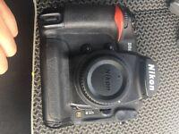 Nikon d3x body only