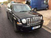 2007 JEEP PATRIOT SUV 2.0 CRD DIESEL,SWAP,PX