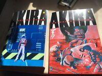 Akita volume 1 & 2