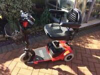 Go Go 3 Wheel Mobility Scooter