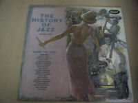 The History of Jazz Vol.4 vinyl LP