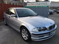 BMW 3 Series 1.9 316i SE 4dr£685 p/x welcome NEW MOT. HPI CLEAR