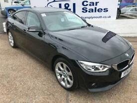 BMW 4 SERIES 2.0 420D XDRIVE SE GRAN COUPE 4d 181 BHP A GREAT EXAMPLE INSIDE AND OUT (black) 2014