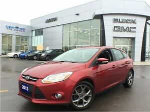 2013 Ford Focus SE Accident free