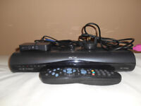 Sky+ 2TB Box with cables and remote