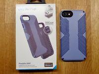 Speck Presidio Grip case iPhone 7 / 8 Blue NEW