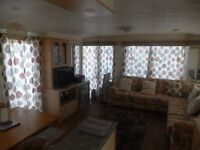 stunning pre loved caravan for sale on desirable park near Barmouth North Wales