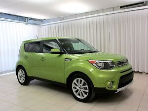 2017 Kia Soul EX 5DR HATCH w/ Alloy Wheels, Backup Camera, and S