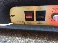Marshall JMP MKII 50 watt 4 input C1978/9