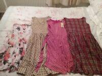 Vintage style dresses size 10