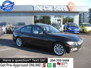 2013 BMW 320I xDrive PUSH START - 1OWNR, HTD SEAT/ STRNG WHEEL