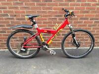 Univega FS 700 Retro mountain bike