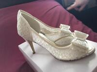 Rainbow Club Paloma Wedding Shoes