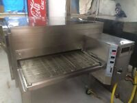 Fully Refurbished Lincoln 32 Inch Conveyor Pizza Oven