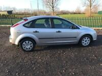 FORD FOCUS 2007 1.4 PETROL LONG MOT CHEAP INSURANCE DRIVES THE BEST