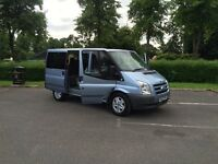 Minibus great for taxis