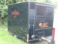 10x7 Catering trailer will px or swap