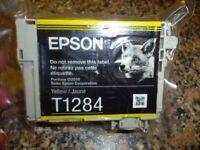 EPSON Yellow T1284 Ink cartridge