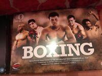 4 various boxsets