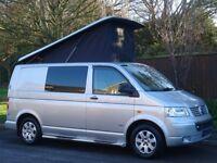 2007 Volkswagen Transporter 2.5 TDI PD T30 Motor Caravan 4dr 4 Motion - POP TOP CAMPER CONVERSION