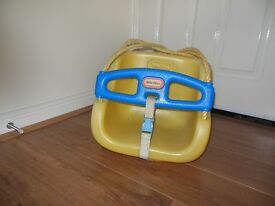 Swing seat for babies and toddlers